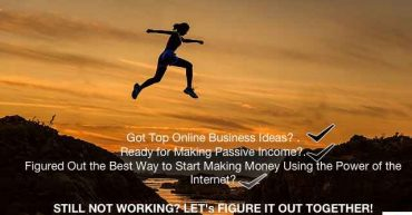 Top Online Business Ideas for Making Passive Income | Best Way to Start Making Money Using the Power of the Internet