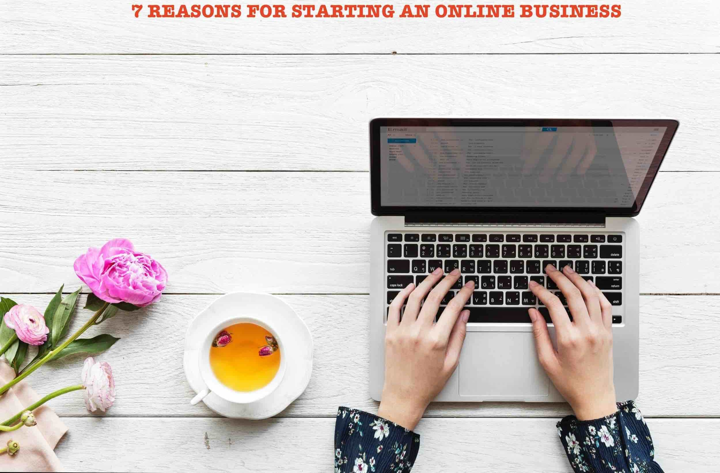 why online business